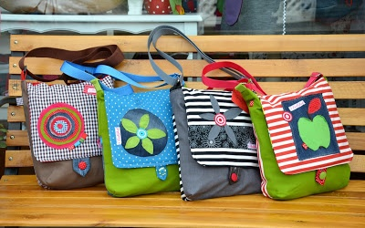 FarbGlück - Taschen, Accessoires und mehr...