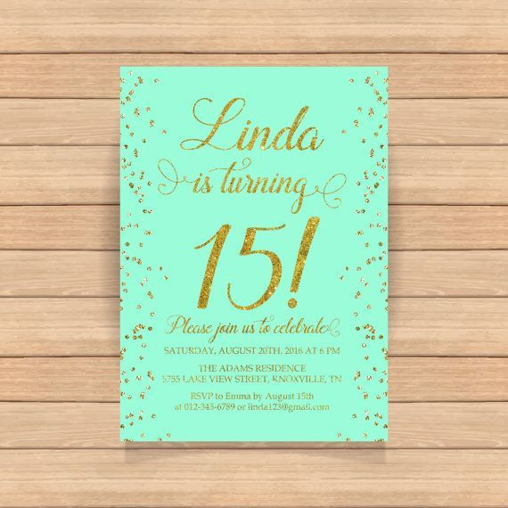 pin on ideas birthday invitations