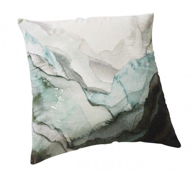 Amalfi 'Stoma' cushion, $79.95/50cm x 50cm, Tysiza.