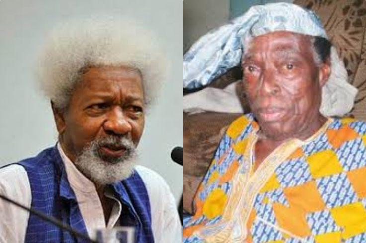 Wole Soyinka,Adebayo Faleti
