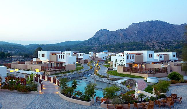 This bank holiday weekend - why not relax in luxury?   Stay seven luxurious nights in the stylish five-star retreat Lindian Village, Greece on half board basis from just £506pp.   Call one of our experienced travel advisor's to book before 7th September 2015 to save 22%