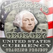 Where's George? by Joe Kwon, Inc - Do you ever wonder where that paper money in your pocket has been, or where it will go next? Where's George? is the place to find out!