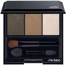 Shiseido Satin Trio Strata: Eyeshadows Trio, Satin Eyeshadows, Satin Trio, Trio Strata, Shiseido Satin