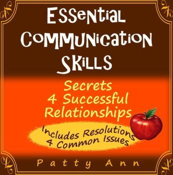 GREAT Essential Communication Skills Includes: What is Communication? Why Communication Goes Astray; Nonverbal Communication; Perceptions in Communication; Perception Checks; Listening is Challenging; Develop Good Listening Habits; Creating Positive Communication Climates; Types of Messages; Passive-Aggressive Behavior; Coping with Conflict; Communication in Relationships; Making Relationships Work; and Written Communication.