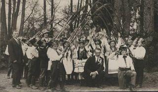 Nadgoplańskie Towarzystwo Historyczne: Po obchodach 3 maja w Kruszwicy i Chełmcach 1938 r...