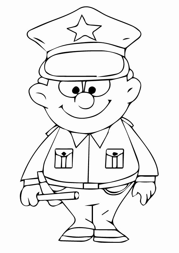 Cop Car Coloring Pages For Kids In 2020 Cars Coloring Pages Coloring Pages For Kids Race Car Coloring Pages