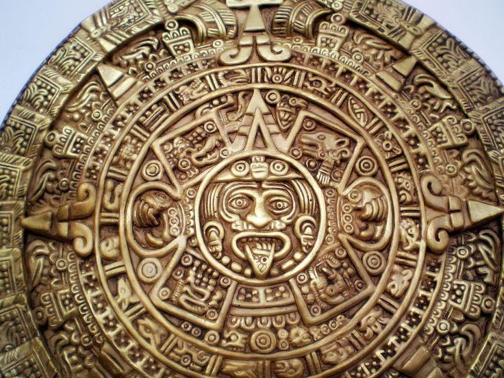Calendário Maia | Em Harmonia Ateliê | Elo7