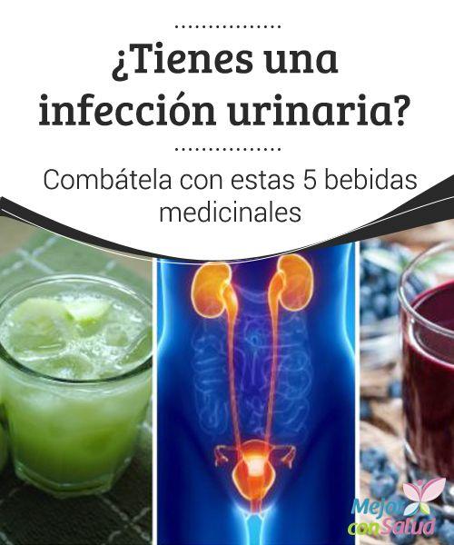 ¿Tienes una #InfecciónUrinaria? Combátela con estas 5 bebidas medicinales   Las propiedades #Antiinflamatorias y #Antibacterianas de algunas bebidas medicinales son útiles para aliviar una infección urinaria. ¡Descúbrelas! #RemediosNaturales