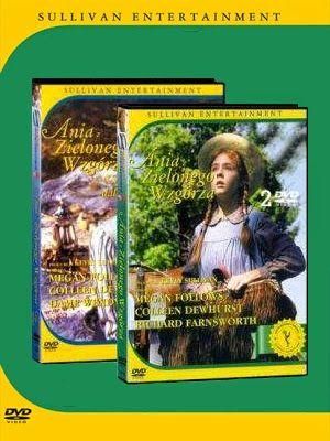 Ania z Zielonego Wzgórza cały komplet (6 DVD)