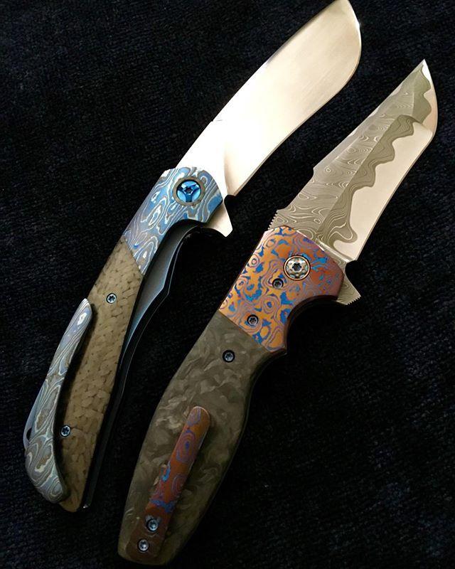 Blades...