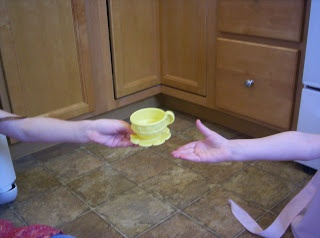 Almost Unschoolers: Games for a Tea Party Birthday