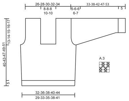 """Mr. Darcy - Pull DROPS avec torsades, point texturé et col châle, en """"Merino Extra Fine"""". Du 3 au 12 ans - Free pattern by DROPS Design"""