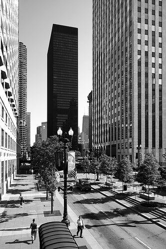 Mies van der Rohe  IBM Plaza (1973), Chicago