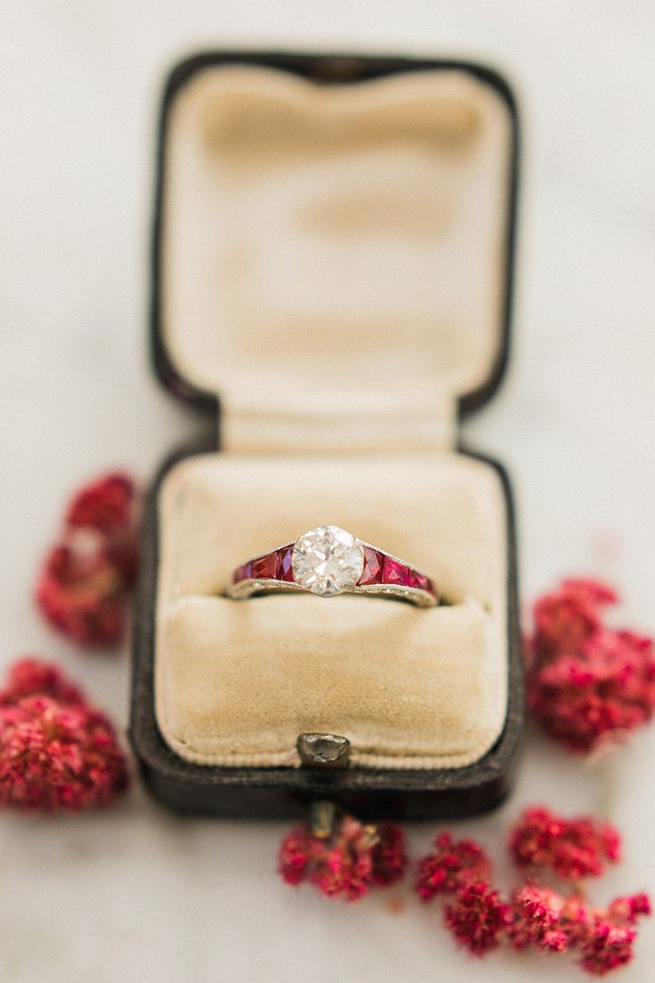 Vintage engagement rings with victor barboné jewelry stuff