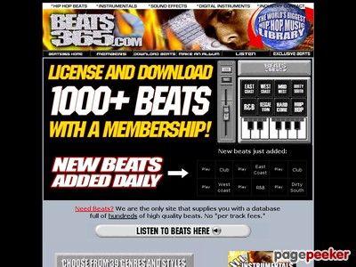 nice Beats365: Hip Hop and Rap Beats | Download Rap & Hip Hop Instrumentals, Sound Effects, Stock Music