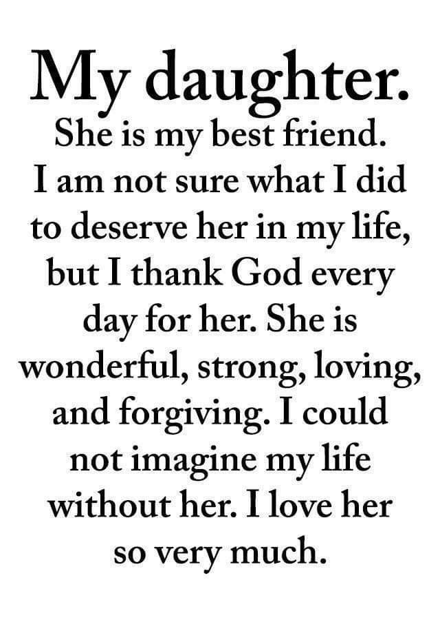 Love My Girl To My Daughter My Best Friend I Am Awesome