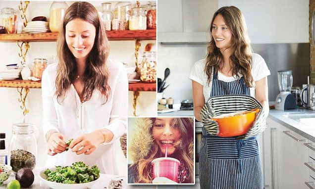 Ella Woodward: The food blogger who healed herself with superfoods