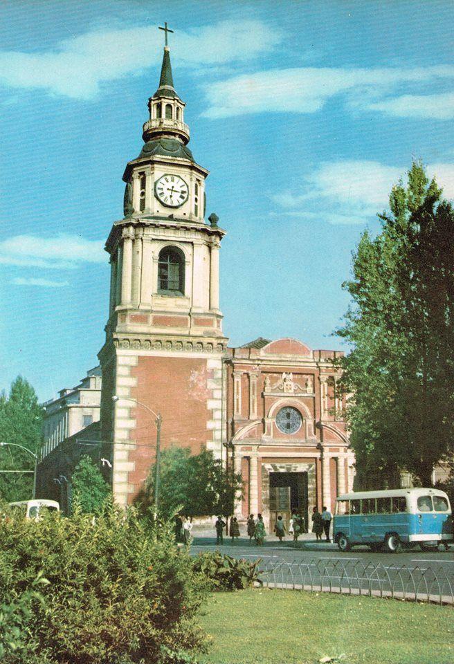Iglesia San Francisco 1962