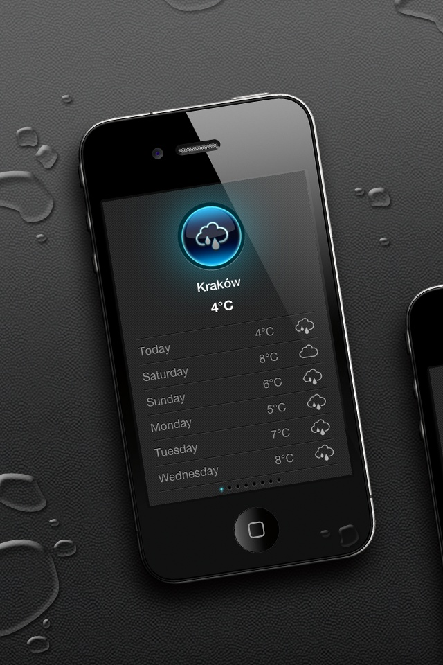 Nubilous - another weather app