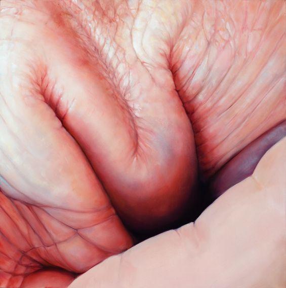 edie nadelhaft fine art: Flesh