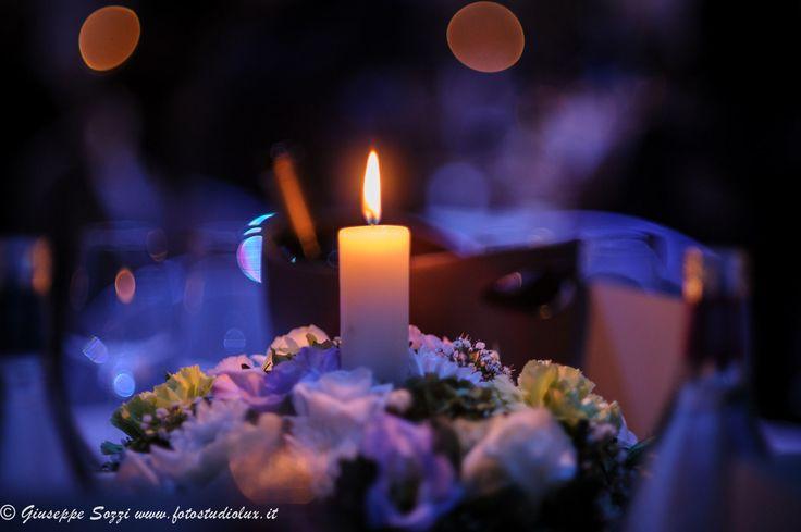 """addobbo candele a  """"la colombera"""" castrezzato fotografo matrimonio brescia"""