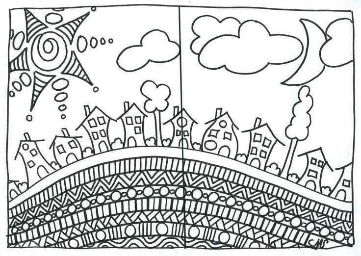 A la rentrée, je projetterai le film d'animation Mune, le gardien de la lune à mes élèves de CP. Il inaugurera notre départ pour les voyages imaginaires.Pour rendre le visionnage un peu plus riche, j'ai décidé de travailler autour des couleurs chaudes...