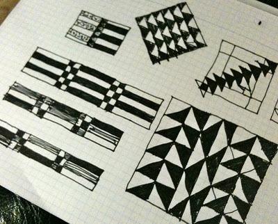 inspiration: Inspiration, Patterns