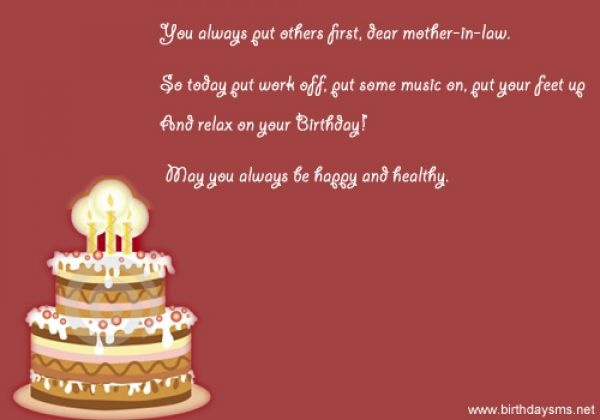 Best Mother In Law Birthday Quotes: Best 25+ Mother In Law Birthday Ideas On Pinterest