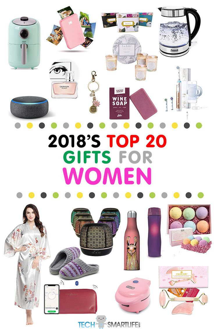 Best Gifts For Women 2018 2019 Is Here Looking For The Top 20 Christmas Gifts For Her Read Our Gifts For Older Women Top Christmas Gifts Cool Gifts For Women