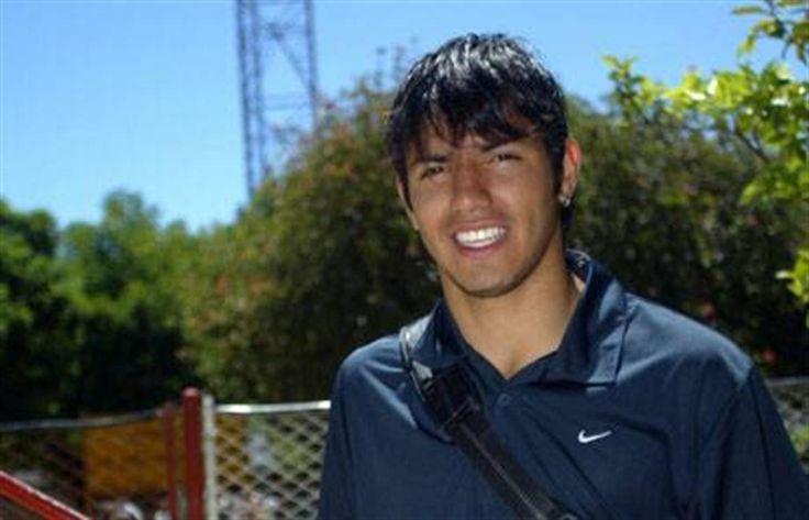 """El chico que creció de golpe  Agüero, una irrupción de talento y frescura en el fútbol argentino. """"Tengo mucho por aprender"""