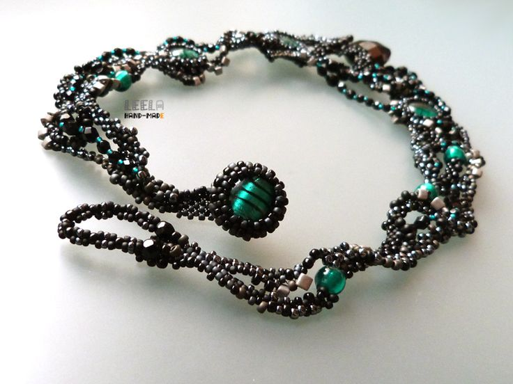 Fifty shades of Teal by Leela.