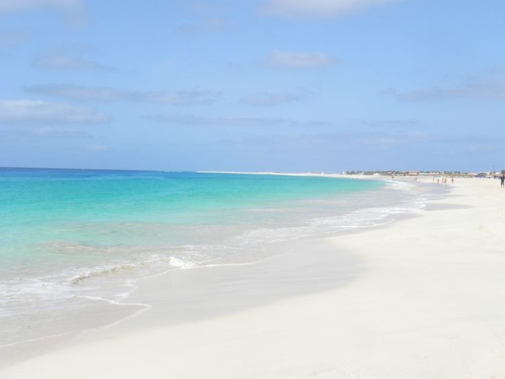 Sal Island Cabo Verde, love that