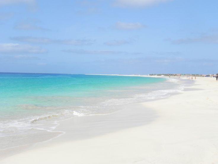 Sal Island Cabo Verde, love that