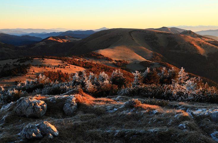 Velka Fatra Mountains, Slovakia  By Martin Drahomirecky