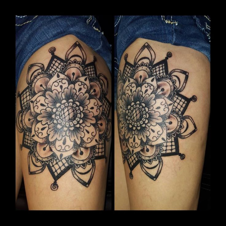 17 Best Ideas About Recovery Tattoo On Pinterest: 17 Best Ideas About Mandala Thigh Tattoo On Pinterest