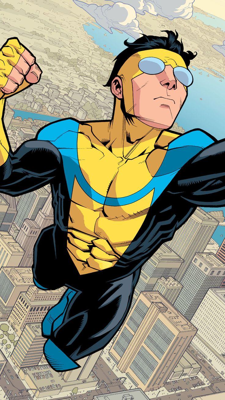 Comic Style Art, Comic Styles, Comic Art, Comic Books, Invincible Comic, Arte Dc Comics, Spiderman Art, Image Comics, Action Poses