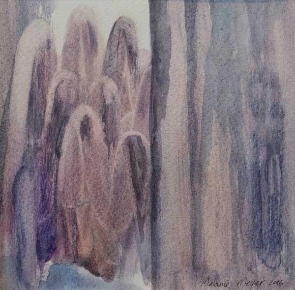 Morning Prayer by Melanie Meyer, created in 2016