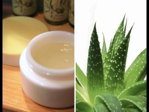 Gel d' Aloe Vera fatto in casa: rimedio naturale per pelle e capelli