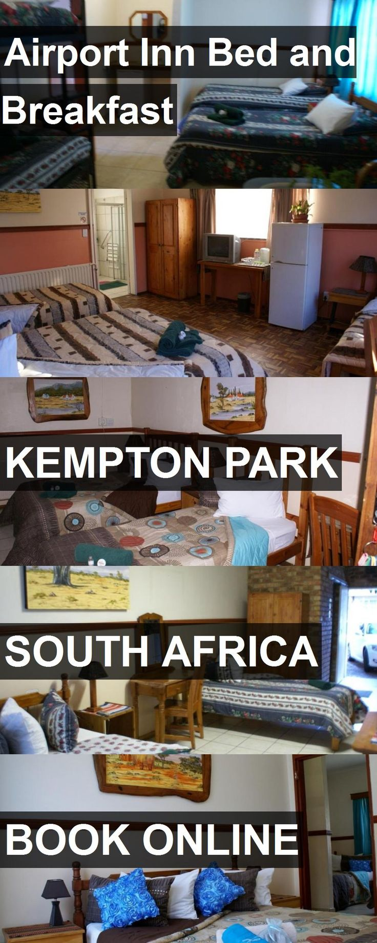 Hotel Airport Inn Bed and Breakfast in Kempton Park, South Africa. For more information, photos, reviews and best prices please follow the link. #SouthAfrica #KemptonPark #AirportInnBedandBreakfast #hotel #travel #vacation