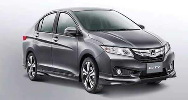 2016 Honda City Review and Price