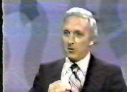 """Jack Clark -- (11/25/1925-7/21-1988). Game Show Host and Announcer. He was host of """"Dealer's Choice"""" and """"The Cross-Wits"""" and announcer of """"The Gong Show"""", """"Second Chance"""", """"The Love Experts"""", """"The (New) $25,000 Pyramid"""" and """"Wheel of Fortune"""". He died of Bone Cancer, age 62."""