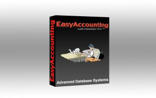 EasyAccounting with FileMaker Pro