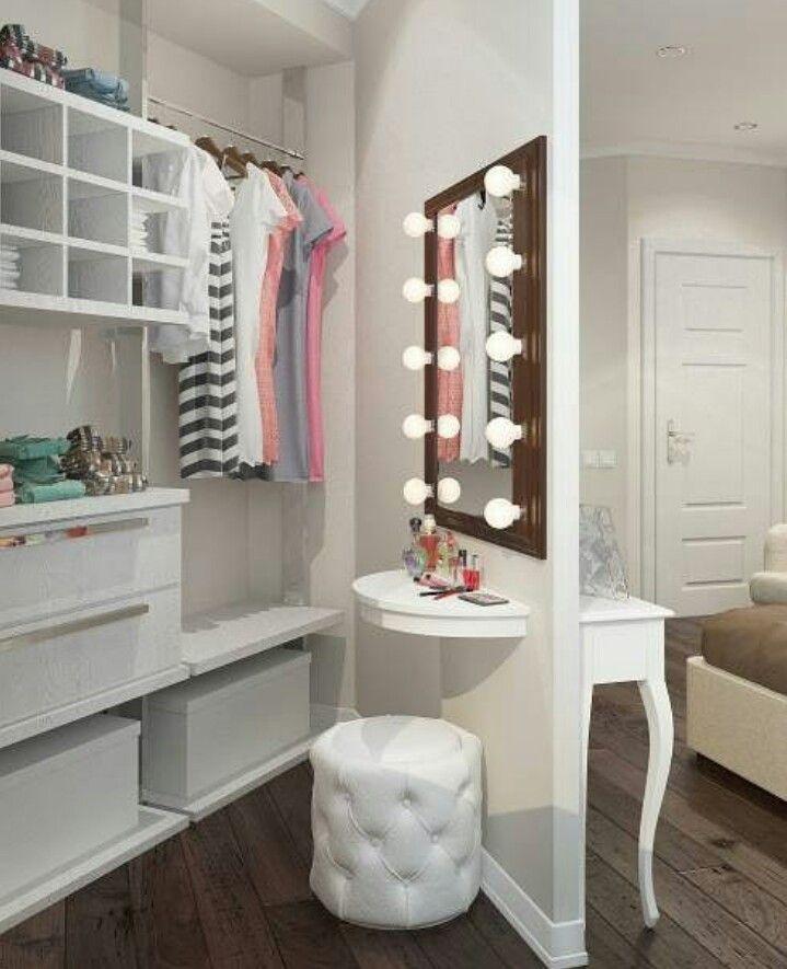 25 best ideas about closet peque os en pinterest closet - Armarios espacios pequenos ...