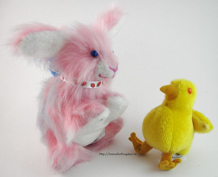 Win an adorable Easter plush made by me! Here is a great opportunity to take part in an exciting, new and fun, contest and raffle!! With lots of different prizes to be won! Easter egg hunt contest! Click on this link for all of the info: http://animalartkingdom.ca/egghunt.html Participate in this fun and exciting Easter egg hunt contest and you could win a FREE plush made by me!