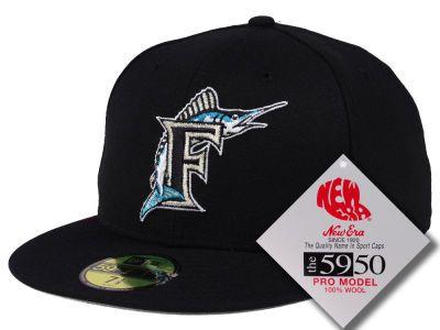 86ba33bd8090ab Florida Marlins New Era MLB Retro Classic 59FIFTY Cap | Hats in 2019 ...