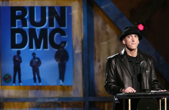 Eminem Photo - 24th Annual Rock And Roll Hall Of Fame Induction Ceremony - Show