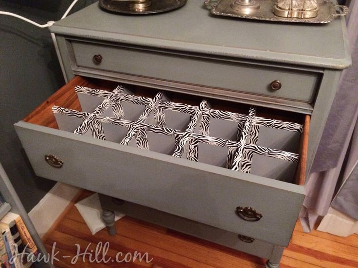 how to make durable drawer dividers for pennies hawkhillcom grey