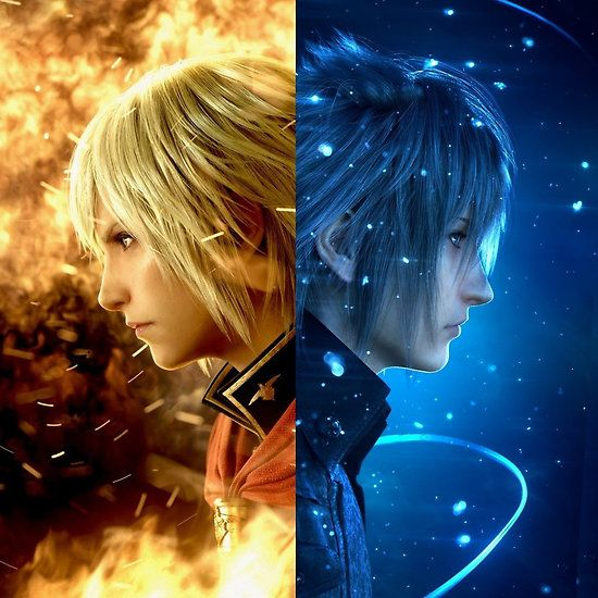 Final Fantasy Type-0 - Ace/Noctis