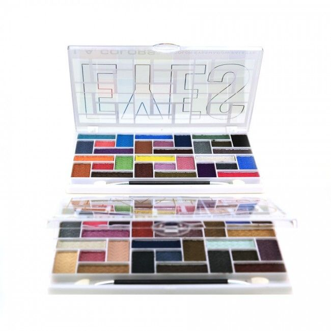 LA Colors 30 Color Eyeshadow Palette