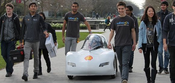 After losing nearly everything in a crash, UBC Supermileage rises from the ashes - read about a UBC Engineering Student Design Team's journey on the road to recovery